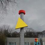 Pilastro di lumin door Jozef van der Horst thumbnail