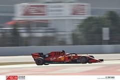 1902280217_leclerc (Circuit de Barcelona-Catalunya) Tags: f1 formula1 automobilisme circuitdebarcelonacatalunya barcelona montmelo fia fea fca racc mercedes ferrari redbull tororosso mclaren williams pirelli hass racingpoint rodadeter catalunyaspain