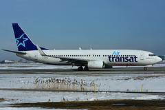 C-GTVC (Air Transat) (Steelhead 2010) Tags: airtransat boeing b737 b737800 yyz creg cgtvc