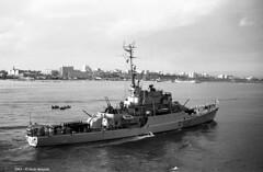 f-545-airone-2-taranto-1961-11-03_14083380571_o (t.libra) Tags: f545airone warships corvette taranto marinamilitare