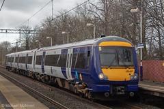 Northern 170477 (Mike McNiven) Tags: arriva railnorth northern turbostar dmu diesel multipleunit crewe carriagesidings nevillehill tmd cheadlehulme refurbished