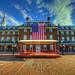 Alexandria City Hall (paint filter)