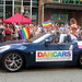 20180609 1720 - DC Pride - parade - blue Darcars car - 20201706