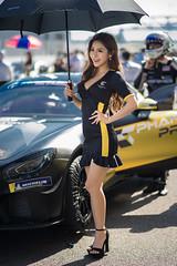 asiagtfestival 3 ([EPIX Production]) Tags: asia gt festival 2019 autoshow gt4 motorsport sepang international china championship babe pretty girl model car automotive