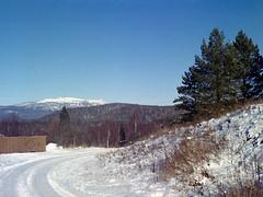 HalfFrameF-[OlympusPenD]-9 (stepanov9) Tags: zuiko32mmf19 olympuspend olympus zuiko analogphoto negativfilm minoltadimagescanelite5400 winter snow sky nature landscape halfframe