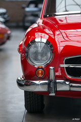 Beauties in details (Piotr Grodzicki) Tags: cars berlin germany classic museum