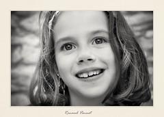 Portrait of happiness ! (Sivispacem...) Tags: portrait blackandwhite noiretblanc happiness joie bonheur sony sonyalpha a7ii zeisslens zeisscameralens 50mm loxia250