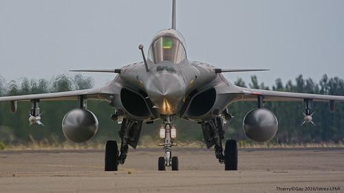 French Air Force Dassault Rafale B - 351/4-FR - France/EC 2/4 La Fayette