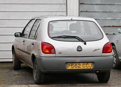 P562 CCJ (1) (Nivek.Old.Gold) Tags: 1997 ford fiesta lx 16v 5door 1242cc pjunderhill hayonwye