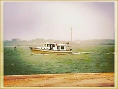 Nautical Wheelers (tom_roche21) Tags: wokingboat seachanteys workingsailors jimmybuffet nauticalwheelers staugustineharbour staugustineflusa porpoisepoint vilanobeachflusa hipstamatic digitalpainting flickrlove comeonanddance withmenauticalwheelers iwantsobadlytogo