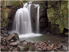 Lumsdale falls. (f1fanman123) Tags: lumsdale falls matlock valley waterfalls waterfall long exposure water