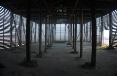 Boathouse (Eklandet) Tags: sverige sweden fog mist foggy misty dimmigt dimma boathouse