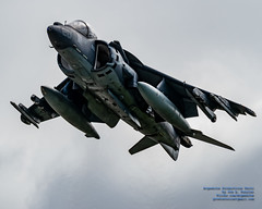 AV-8B HARRIER RISING ON ITS OWN THRUST (AvgeekJoe) Tags: 100400mmf563 2018arcticthunderopenhouse av8b av8bharrier av8bharrierii av8bharrieriinightattack alaska anchorage arcticthunder arcticthunderopenhouse blacksheep buno163883 d5300 dslr harrier jber jointbaseelmendorfrichardson mcdonnelldouglasav8bharrierii mcdonnelldouglasav8bharrieriinightattack nikon nikond5300 sigma sigma100400mmf563 sigma100400mmf563dgoshsmcontemporary usa vma214 vma214blacksheep aircraft airplane attackjet aviation combataircraft fighterjet jet jumpjet lens plane telephotolens