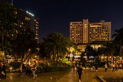 Greenbelt Park (Thanathip Moolvong) Tags: makati philippines ph ayala manila night