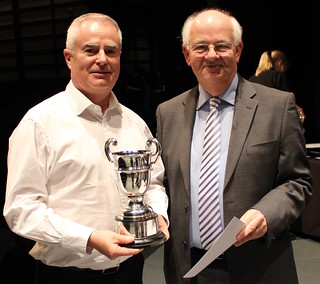 3rd Section - Best Instrumentalist - Alan Smithers (Horn)
