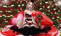 ♥♥♥ (ღ ღ[[J E SSIE ]] ღ ღ) Tags: luas ramasalon astralia tentacio maitreya catwa girl pose post secondlife cute sl