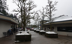 Snow flurries today (D70) Tags: snow flurries today 2 degrees coffee outside best friend weeks snowfalls womans parkgatevillage shoppingcentre northvancouverdistrict britishcolumbia canada