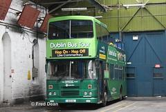 Dublin Bus RH130 (92D130). (Fred Dean Jnr) Tags: dublincitytour busathacliath dublinbus leyland olympian alexander r rh130 92d130 broadstonedepotdublin february2013 opentop buseireannbroadstonedepot bstone