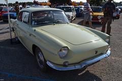 RENAULT Caravelle - 1962 (SASSAchris) Tags: renault caravelle floride losange voiture française 10000 tours castellet circuit ricard