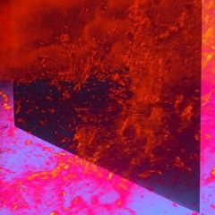 PARE FEU (lucborell photophones) Tags: art cellphone digitalart mixedart mobilart mobiles iphoneographie photographies artcontemporain design artmodernenetart numérique artrobotique parefeu feux pompiers red blue green yellow orange brown grey pink