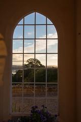 Window 28th September 2018 (JDurston2009) Tags: pentillie pentilliecastle tamarvalley window rivertamar cornwall