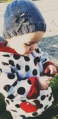 Au grand air .... (Liloo S) Tags: bébé portrait