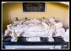 Francis Sherard Tomb (veggiesosage) Tags: stmarymagdalene stapleford leicestershire churchesconservationtrust church fujifilm fujifilmx20 x20