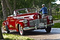 Cadillac DeLuxe Convertible Coupé 1941 (6120) (Le Photiste) Tags: clay generalmotorscompanygmcadillacmotorcardivisiondetroitmichiganusa cadillacdeluxeconvertiblecoupé cc 1941 cadillacseries62model6267ddeluxeconvertiblecoupéfisherbody simplyred americanluxurycar americanconvertible oddvehicle oddtransport rarevehicle soestthenetherlands thenetherlands dz1114 afeastformyeyes aphotographersview autofocus artisticimpressions alltypesoftransport anticando blinkagain beautifulcapture bestpeople'schoice bloodsweatandgear gearheads creativeimpuls cazadoresdeimágenes carscarscars canonflickraward digifotopro damncoolphotographers digitalcreations django'smaster friendsforever finegold fairplay fandevoitures greatphotographers groupecharlie peacetookovermyheart hairygitselite ineffable infinitexposure iqimagequality interesting inmyeyes livingwithmultiplesclerosisms lovelyflickr mastersofcreativephotography myfriendspictures niceasitgets photographers prophoto photographicworld planetearthbackintheday planetearthtransport photomix soe simplysuperb showcaseimages slowride simplythebest simplybecause thebestshot thepitstopshop theredgroup thelooklevel1red themachines transportofallkinds vividstriking wow wheelsanythingthatrolls yourbestoftoday oldtimer