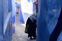 Chefchaouen, Morocco, January 2019 D810 783 (tango-) Tags: chefchaouen bluecity villaggioblu bluevillage morocco maroc 摩洛哥 marruecos марокко المغرب