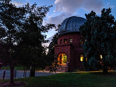Chamberlin Observatory - Denver, Colorado (BeerAndLoathing) Tags: pixelxl steampunk usa googlepixel victorian summer telescope denver colorado august observatory 2018 android cellphone pixel google unitedstatesofamerica us