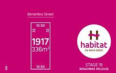 Lot 1917, Benambra Street, Tarneit VIC