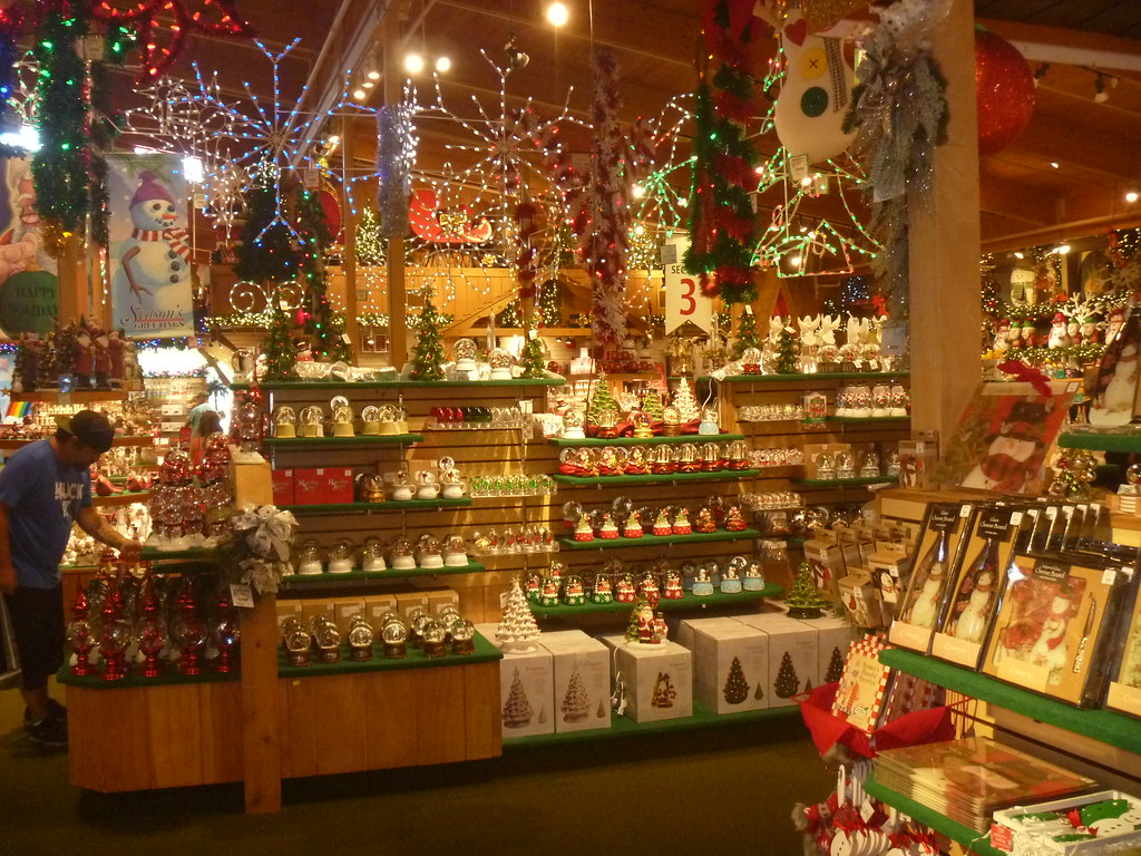 Bronners Christmas Ornaments.The World S Best Photos Of Bronners And Christmas Flickr