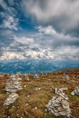 Alps (Fede Duran) Tags: landscape paisaje switzerland alps hiking wanderlust nature sky clouds blue