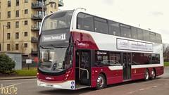 Lothian City (Haste Ye Back) Tags: lothiancity lothianbuses lothian1068 sj19owb alexanderdennis e400xlb volvob8