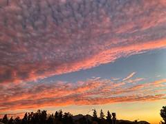 Perfección #atardecer #sunset #nubes #cloud #sky #red #lovesky #skylovers (matiiilda) Tags: atardecer sunset nubes cloud sky red lovesky skylovers