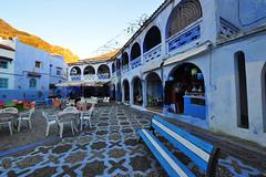 Chefchaouen, Morocco, January 2019 D700 306 (tango-) Tags: chefchaouen bluecity villaggioblu bluevillage morocco maroc 摩洛哥 marruecos марокко المغرب