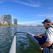 Spring paddling on the Willamette River