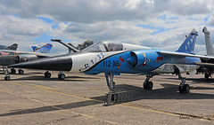 Dassault Mirage F1CR  n° 628  ~ 112-NB (Aero.passion DBC-1) Tags: 2013 meeting châteaudun dbc1 david biscove aeropassion avion aircraft aviation plane airshow dassault mirage f1 ~ 112nb