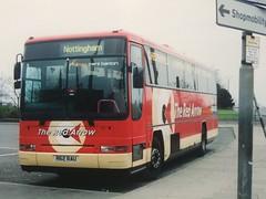 R62 RAU (nevetsyam1404) Tags: derbybusstation redarrow wellglade trentbarton trentbuses trent c51f plaxton b10m b10m62 volvo volvob10m volvob10m62 62 r62rau