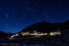 TUIXENT (juan carlos luna monfort) Tags: nocturna noche night estrellas stars startrails lleida lerida nikond7200 irix15 tripode calma paz tranquilidad