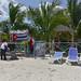 On the Bay of Pigs beach at Playa Larga, Cuba, 03-25-2019 100