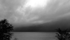 Tag am Meer (Renate R) Tags: rain clouds sky regen wolken meer sea diedrichshagen balticsea ostsee innamoramento