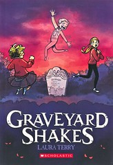 Graveyard Shakes (Vernon Barford School Library) Tags: lauraterry laura terry horror horrorfiction horrorstories scary scarystories scaryfiction ghosts ghoststories sisters siblings boardingschools boardingschool school schools graveyards supernatural paranormal occult graphic novel novels graphicnovel graphicnovels cartoons comics vernon barford library libraries new recent book books read reading reads junior high middle vernonbarford fiction fictional paperback paperbacks softcover softcovers covers cover bookcover bookcovers 9780545889544
