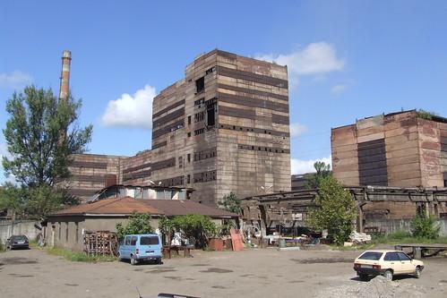 Zestafoni Ferroalloy Plant, 10.09.2013.