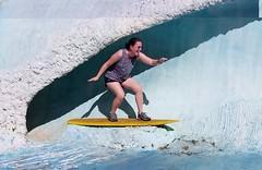 Surfer Sara (jtbradford) Tags: kauai hawaii