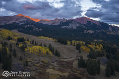 Schoefiled Park (Jenn Grover) Tags: 2018 aspens colorado crestedbutte djimavic2pro drone uas uav aerial autumn fallfoliage landscape leaves photography quadcopter