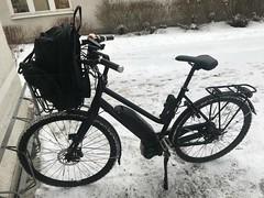 Att kunna ta cykeln när jag vill och vart jag vill är #frihet för mig. #FS190203 #frihet  #freedom #fotosondag (ulricalyhnakis) Tags: frihet fs190203 freedom fotosondag