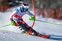 Europa Cup Gstaad-Saanenland - Men's Slalom (threiner) Tags: 1 6 gstaad saanenland ski skialpin slalom switzerland gstaadsaanenland berneseoberland che
