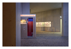 A message to my past (Markus Lehr) Tags: photoautomat photobooth urban typography curtain night nightshot longexposure availablelight concretejungle atmosphere contemporaryphotography berlin germany markuslehr