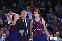 DSC_0272 (VAVEL España (www.vavel.com)) Tags: fcb barcelona barça basket baloncesto canasta palau blaugrana euroliga granca amarillo azulgrana canarias culé